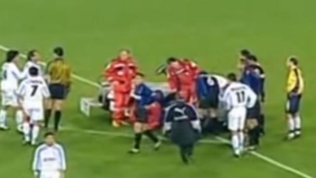 Um dia que Ronaldo não esquece. A lesão que o afastou durante três anos