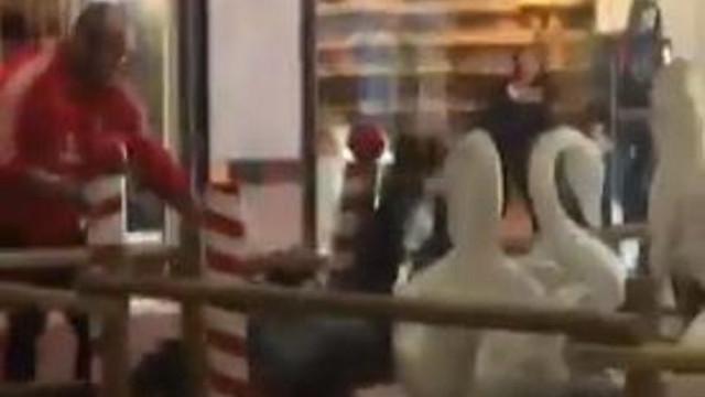 Homem esfaqueado no Algarve Shopping