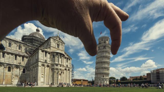 Torre de Pisa ficou 4 centímetros mais direita nos últimos quase 20 anos