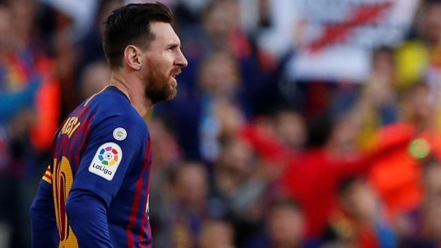 """""""O Messi não pode sequer ser comparado ao Pelé"""""""