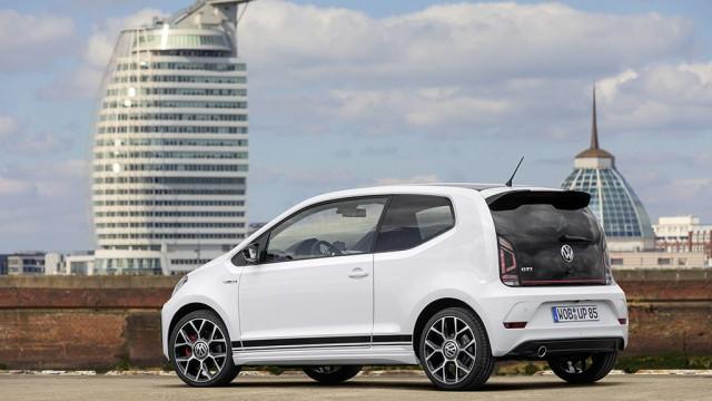 Já há preços para o 'mini-desportivo' Volswagen Up GTI