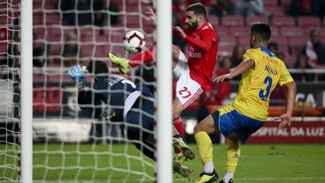 Foi até até à ultima. Rafa salvou o Benfica ao cair do pano