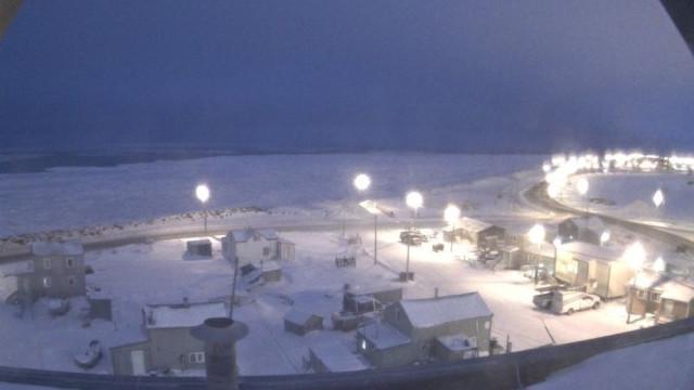 Nesta cidade do Alasca o sol só volta a nascer... em 2019