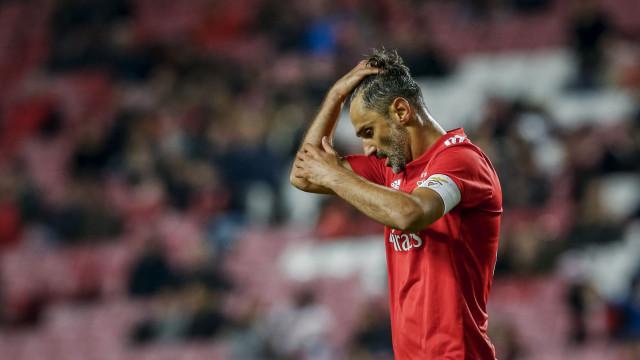 """Jonas revela os três golos mais """"marcantes"""" ao serviço do Benfica"""