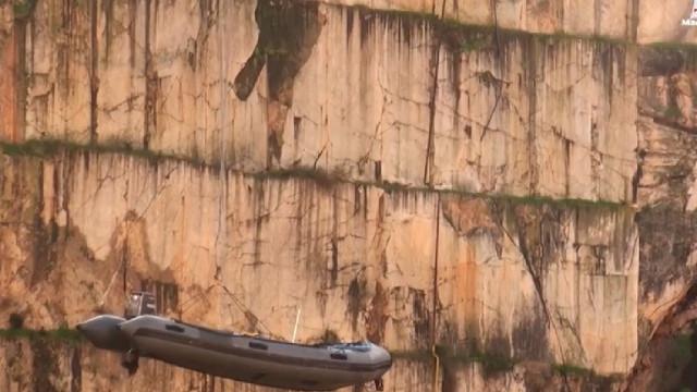 Marinha mostra vídeo de operações em Borba
