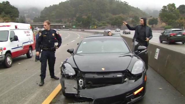 Reveladas as imagens do acidente de Stephen Curry