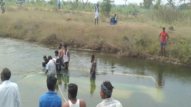 Pelo menos 25 mortos após autocarro cair num canal na Índia