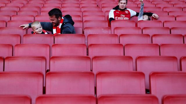 Premier League: Siga em direto os resultados e marcadores da 14.ª jornada