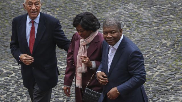 João Lourenço satisfeito com apoio de Lisboa ao repatriamento de fortunas