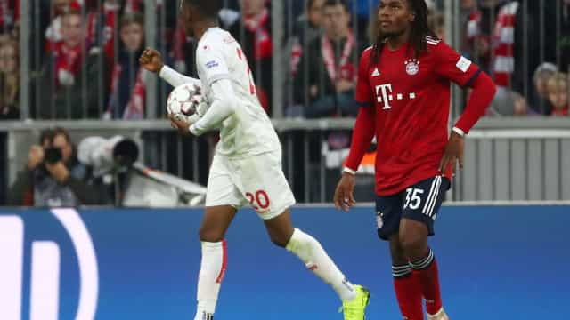 Bayern Munique 'tropeça' (mais uma vez) antes da recepção ao Benfica