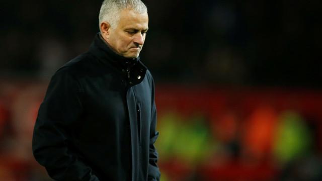 """Mourinho: """"É um muito mau resultado"""""""