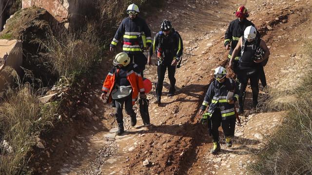Cadáver de segundo trabalhador foi retirado da pedreira em Borba