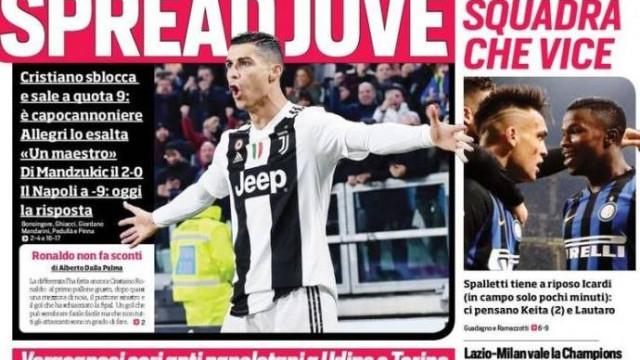 Lá fora: Um Real vulgar em Espanha e um super Ronaldo em Itália