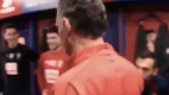 Jogadores do Eibar pediram folga e esta foi a reação do treinador