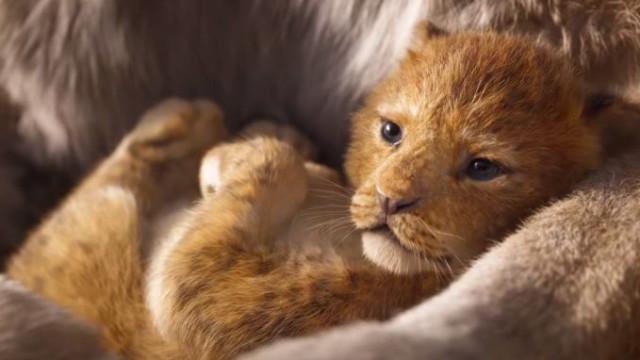 Estreia de trailer de 'O Rei Leão' bate recorde