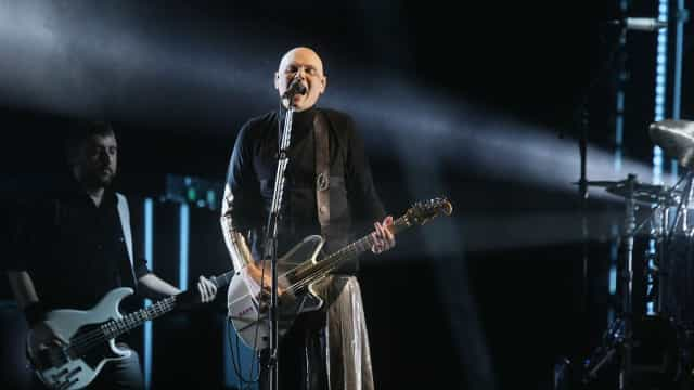 The Smashing Pumpkins têm regresso marcado a Portugal no NOS Alive
