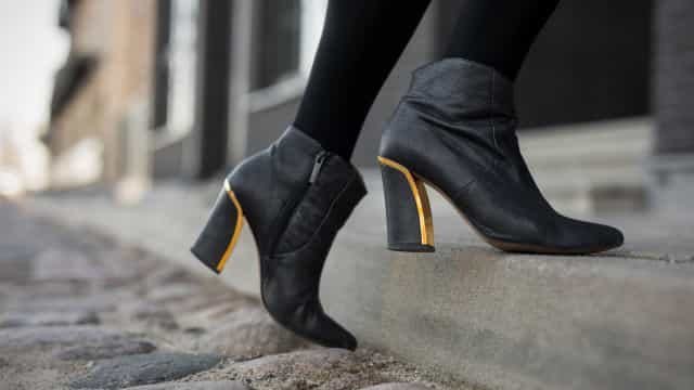 É tempo de se usar botas. E as mais confortáveis são...