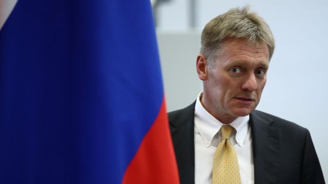 """Kremlin preocupado com possível """"intervenção estrangeira"""" na Venezuela"""