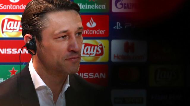 """""""Benfica? Estão em 4.º, não têm jogado muito bem. A situação é similar"""""""