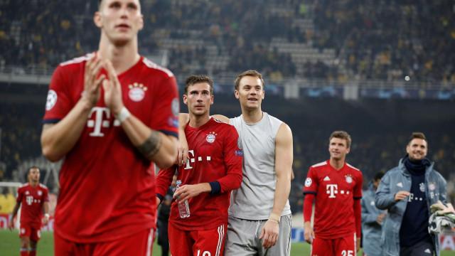 Vencer em casa do Bayern na Champions? Em dez anos, apenas eles o ousaram