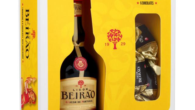 Neste Natal, há um licor Beirão para cada português