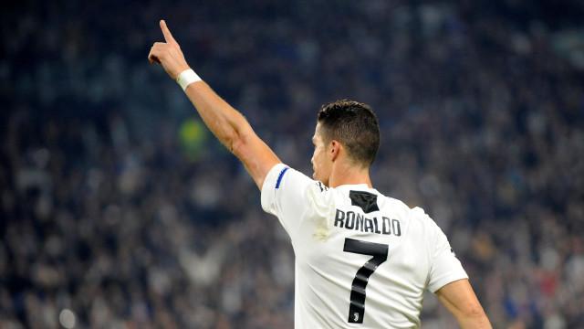 Impressionante: São estes os números de Ronaldo que deslumbram