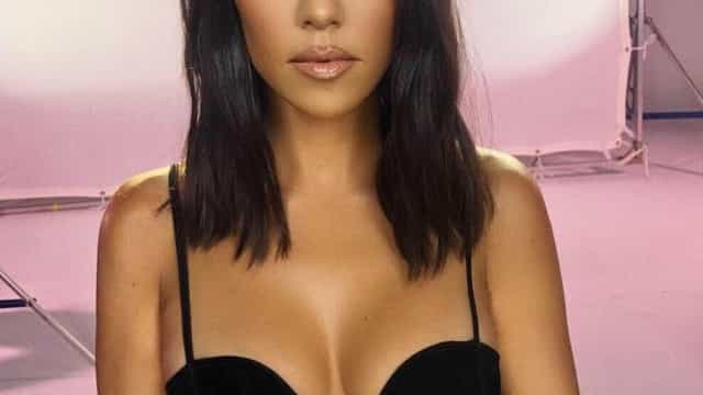 Tudo tigresa! Kourtney Kardashian 'usou e abusou' de padrão animal
