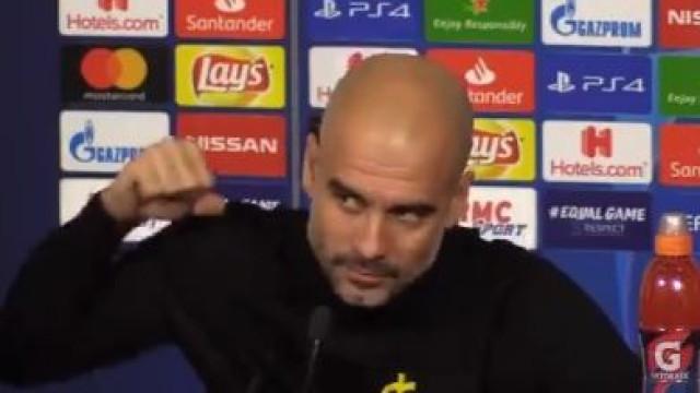 Guardiola foi comparado a Mourinho e respondeu desta forma