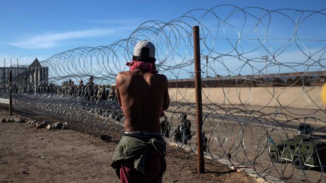 Criança guatemalteca morre depois de ser detida na fronteira dos EUA