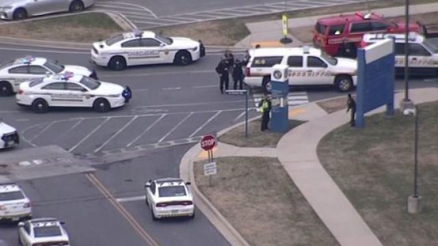 Atirador ativo junto a hospital em Washington era, afinal, um simulacro
