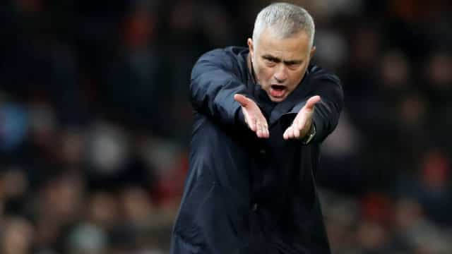 O 'filme' que Mourinho protagonizou esta terça-feira até merece pipocas