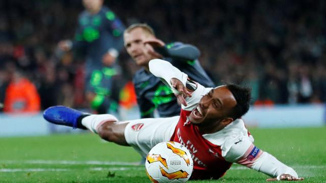 Liga Europa: Siga em direto os resultados e marcadores da 5.ª jornada