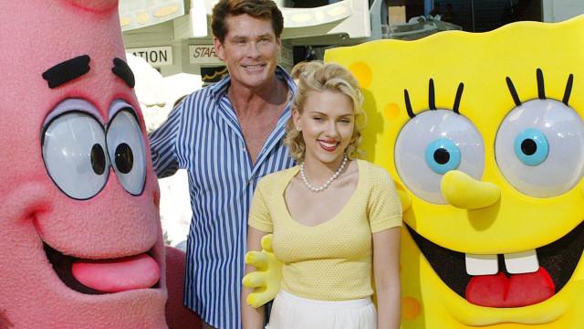 As estrelas que já brilharam em 'SpongeBob'