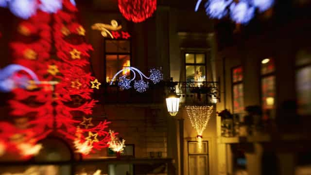 Música e mais música: Está quase a chegar o Natal a Lisboa