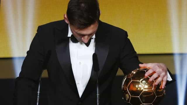 France Football já informou vencedor da Bola de Ouro