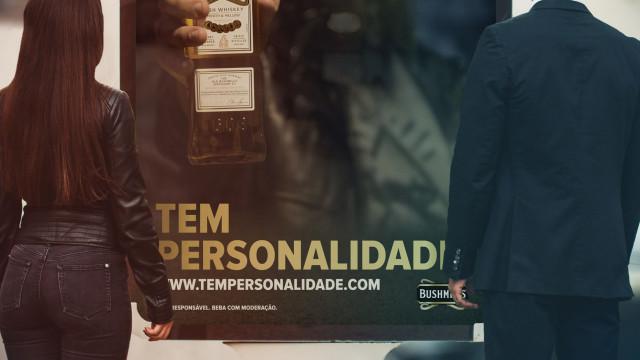 BUSHMILLS desafia os Portugueses em campanha cheia de personalidade