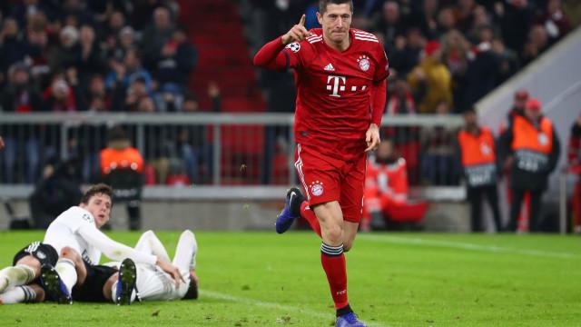 Lewandowski admite acabar a carreira no Bayern