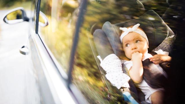 Criança sozinha no carro: Sabe o que fazer? Pais são incriminados?