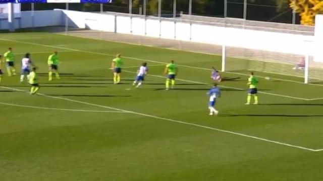 Afonso Sousa continua a brilhar no FC Porto
