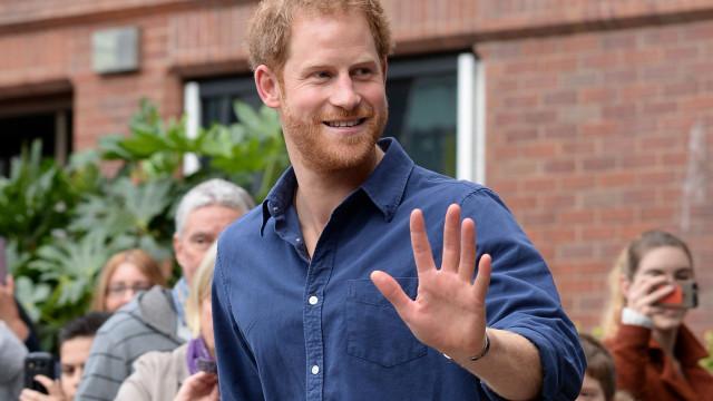Príncipe Harry mal pode esperar para mudar de casa e 'viver em paz'