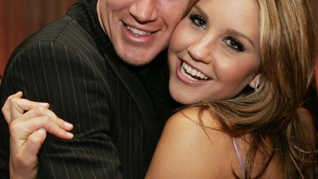 """Channing Tatum sobre Amanda Bynes: """"Amo-a. É muito especial"""""""