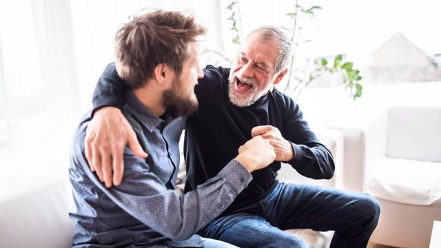 Há cinco questões que todos os homens devem esclarecer já com o seu pai