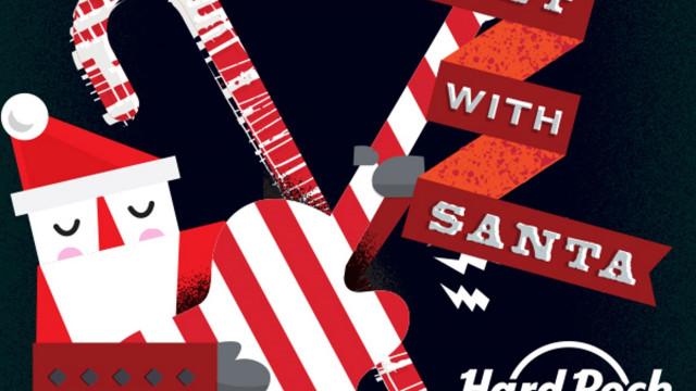 Hard Rock Café Lisboa recebe o Pai Natal