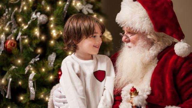 O Pai Natal vai andar por mais estes três shoppings