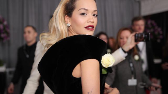 Rita Ora está apaixonada. Será este o novo casal sensação de Hollywood?