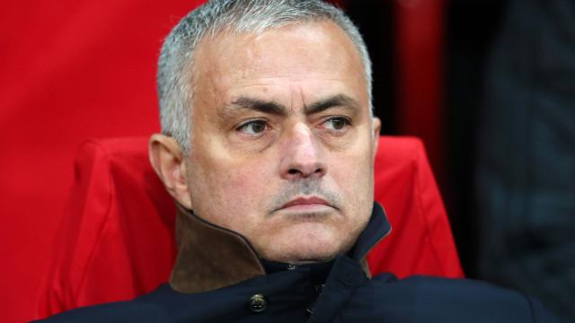 Mourinho dá 'reprimenda' à própria televisão do clube