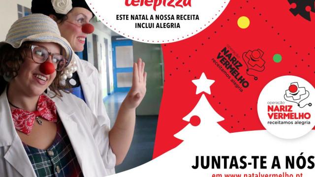 Telepizza lança campanha de solidariedade 'Juntas-te a nós?'