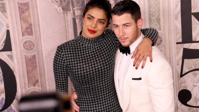 A história de amor de Nick Jonas e Priyanka Chopra (é mesmo à Hollywood)