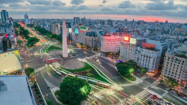 Buenos Aires sofre sismo no dia da abertura do G20