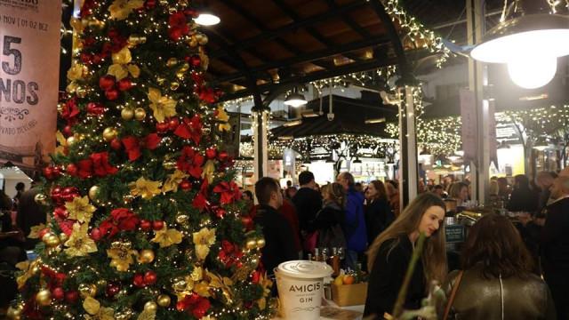 Mercado de Campo de Ourique já começou e fica até domingo